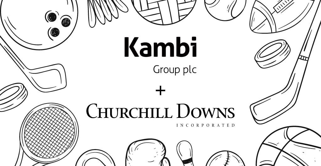 Tactical Partnership Between Kambi and Churchill Downs