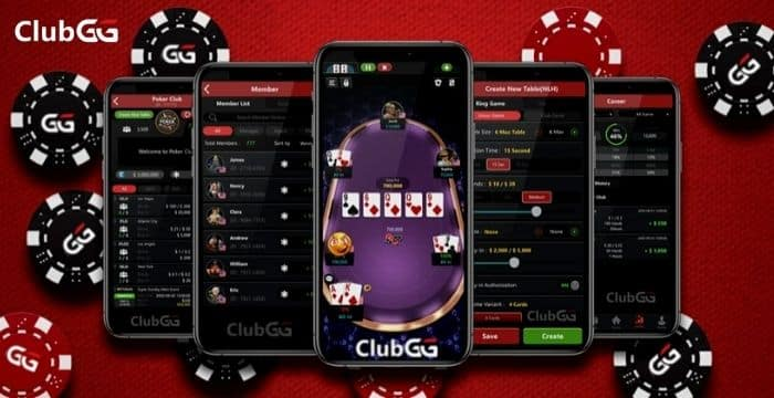 The Launch of the ClubGG Poker Stage1 for the WSOP Main Event Has Commenced